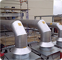 Pressure Stacks Mechanical Sales Co